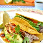 Gluten Free Asian Ahi Fish Tacos
