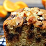 Gluten Free Honey Orange Banana Bread with Chocolate Chips
