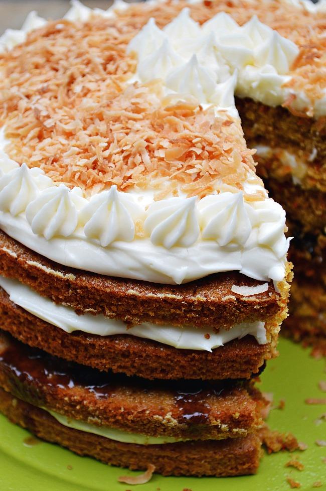 Apple Crumb Cake Gluten Free