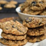 Gluten Free Simple Oatmeal Cookies