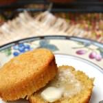 Gluten Free Honey Cornbread Muffins