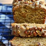 Gluten Free Maple Cinnamon Banana Bread