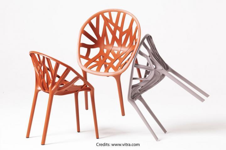 Vegetal Chair di Vitra  Bref