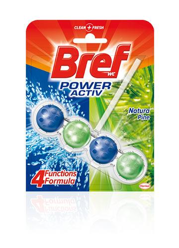 Bref pulito facile 4 in 1 Power Activ blister 50 gr