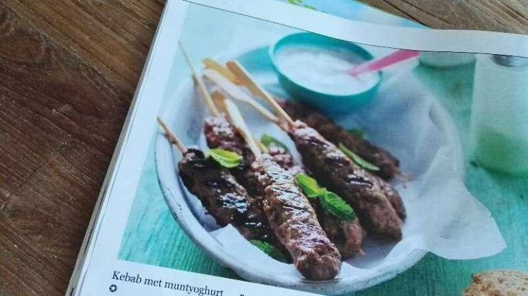 recept kebabspiesjes  - bregblogt.nl