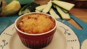 courgette aardappeltaartje Airfryer