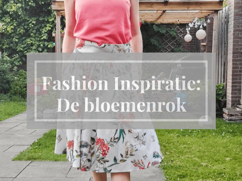 Fashion Inspiratie_De bloemenrok zara floral skirt bregblogt.nl