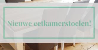 Nieuwe eetkamerstoelen bregblogt.nl