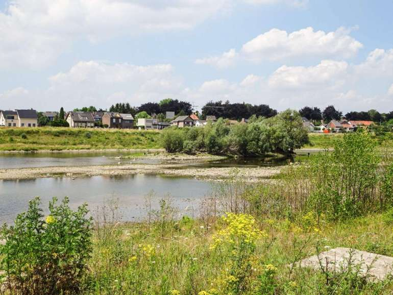 Rivierpark Maasvallei Borgharen Maastricht Smeermaas bregblogt.nl