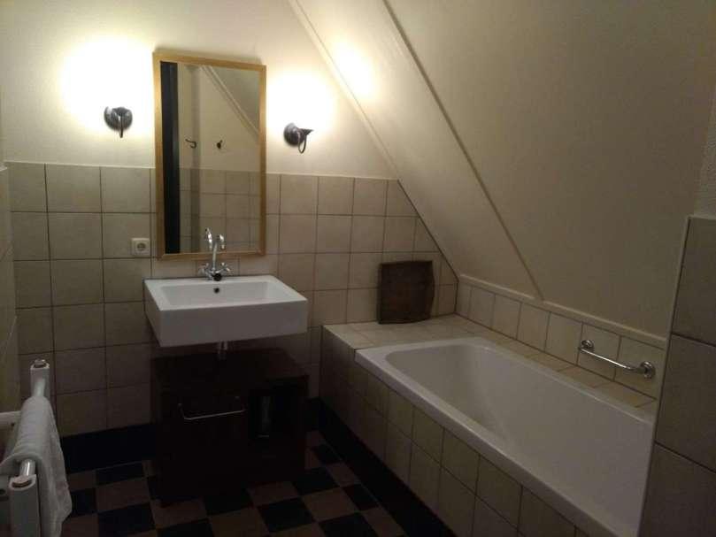 Efteling Bosrijk badkamer Boshuys 6 personen bregblogt.nl