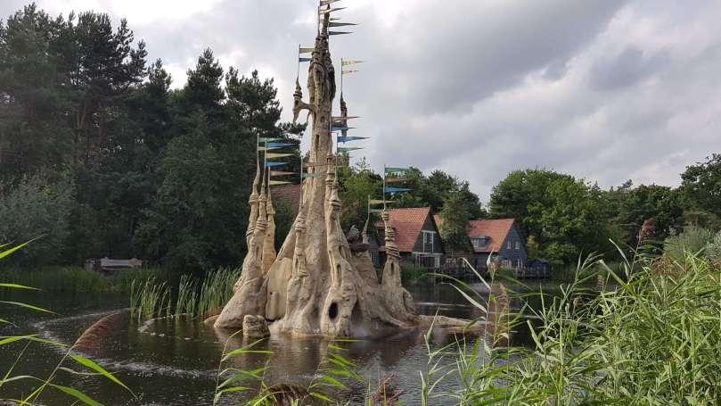 Efteling bosrijk kasteel Klaas Vaak bregblogt.nl