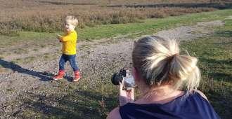 fotoshoot Ramona Pelz bregblogt.nl