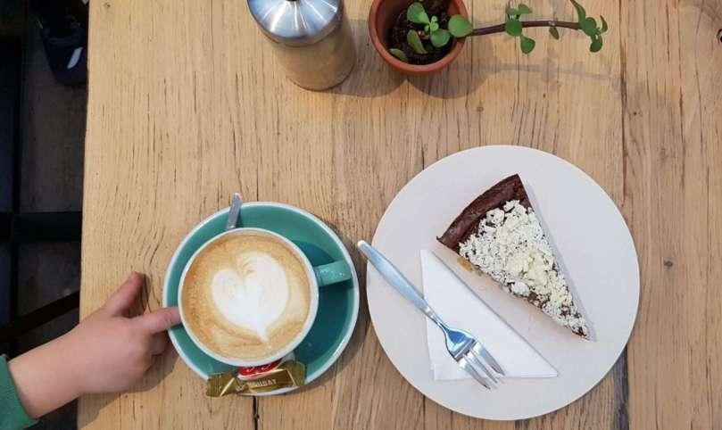Erix coffee chocolate cheesecake bregblogt.nl