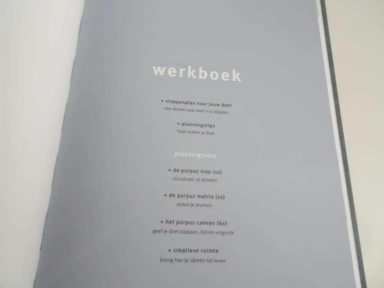 Purpuz planner werkboek bregblogt.nl