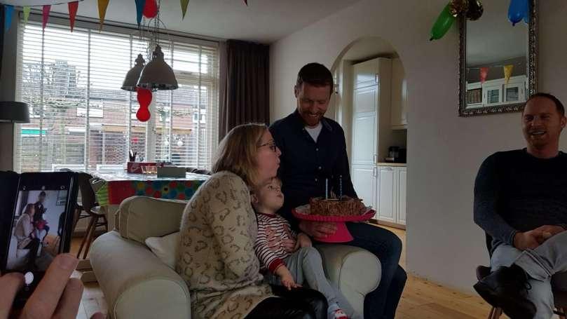 taart kaarsjes uitblazen bregblogt.nl