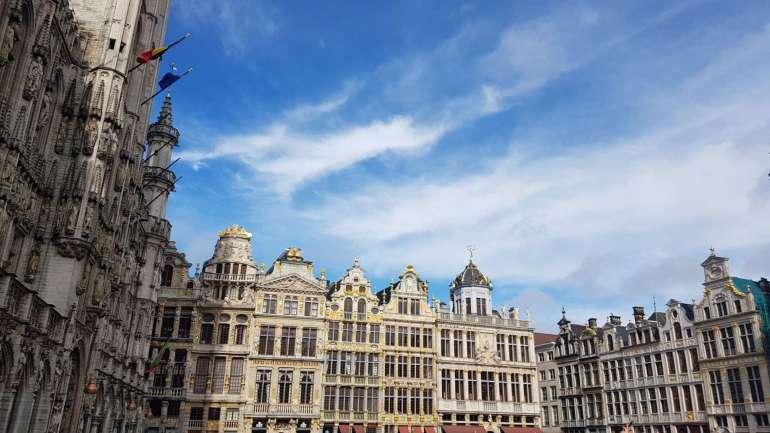 Grote Markt Brussel bregblogt.nl
