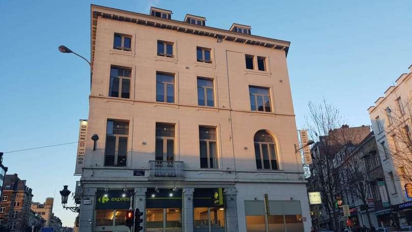 Hotel Retro Brussel bregblogt.nl
