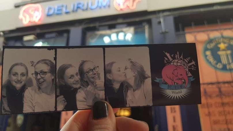 photomatique delirium café brussel bregblogt.nl