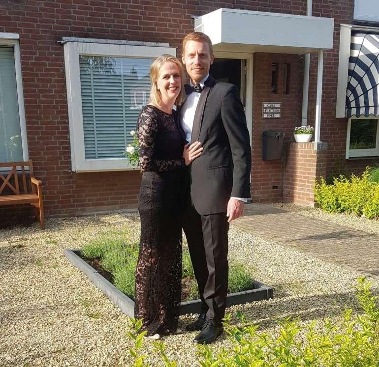Oh Happy Day #44 black tie dresscode bregblogt.nl