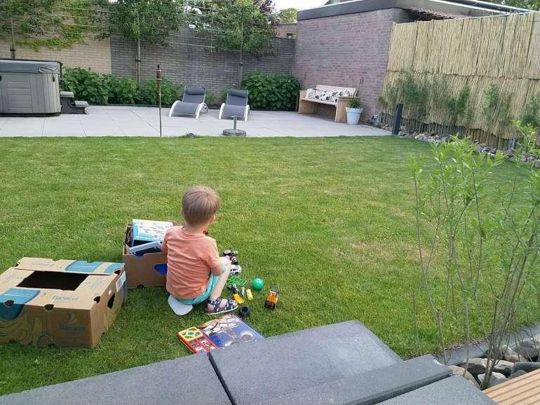 Oh Happy Day Laurens spelen bregblogt.nl