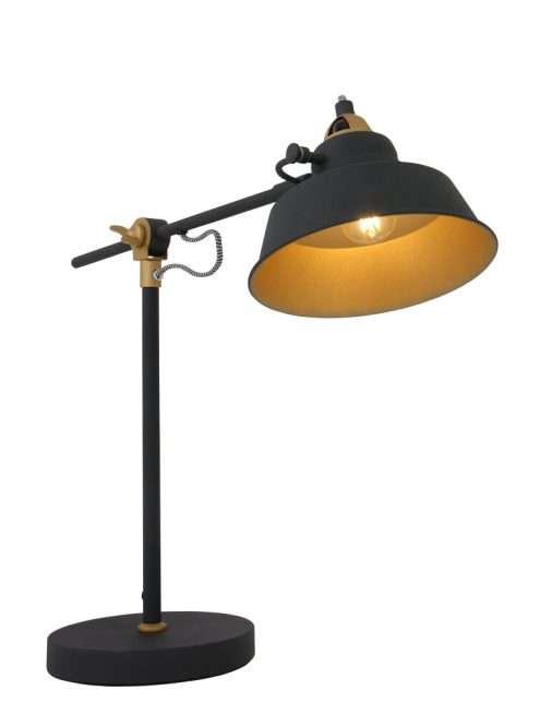 zwarte tafellamp Direct lampen bregblogt.nl