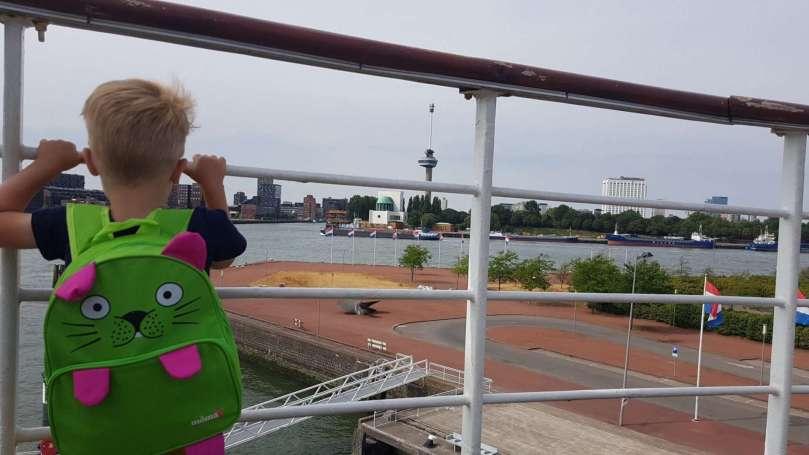 Laurens SS Rotterdam uitzicht Euromast bregblogt.nl