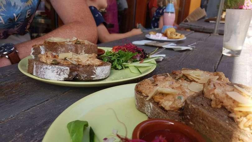 Lunch bij de lekkerbek Middelburg bregblogt.nl