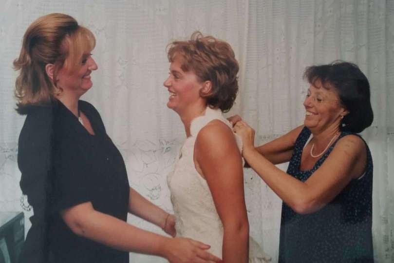 De bruiloft van Natasja bregblogt.nl