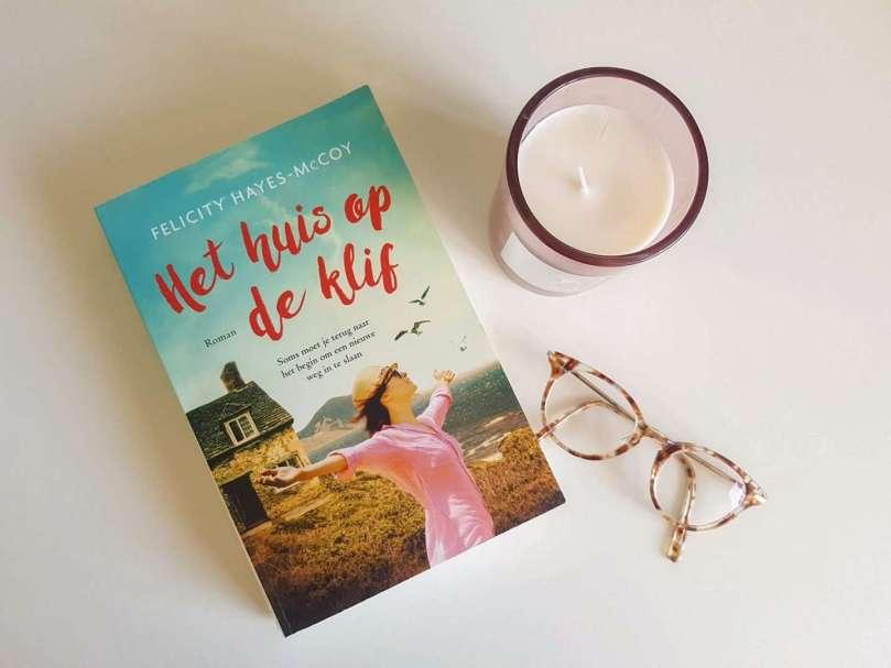 Het huis op de klif - Felicity Hayes-McCoy bregblogt.nl