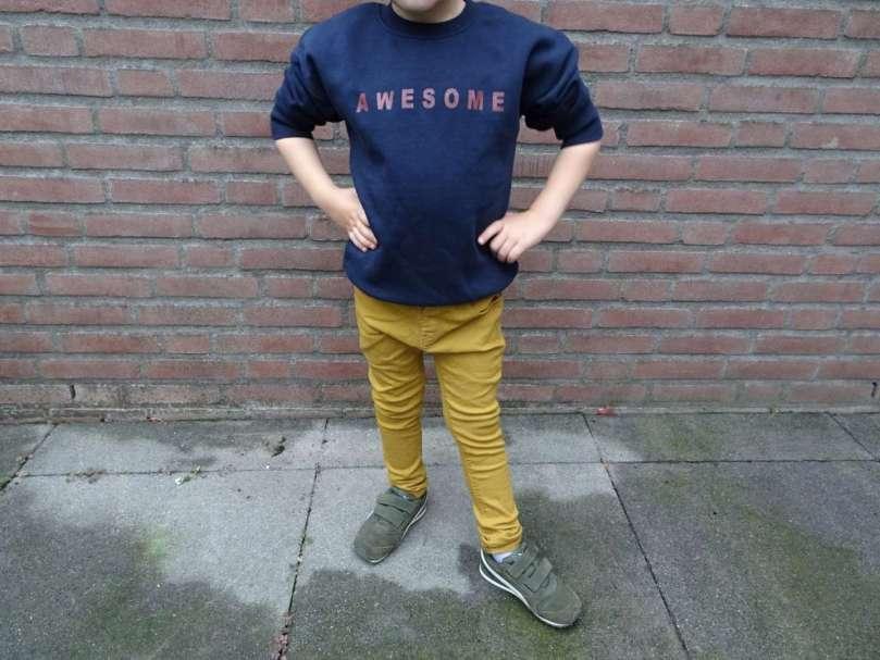 Trui en broek Zara schoenen Puma bregblogt.nl