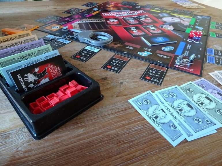 Monopoly Valsspelers Editie spel opzet bregblogt.nl