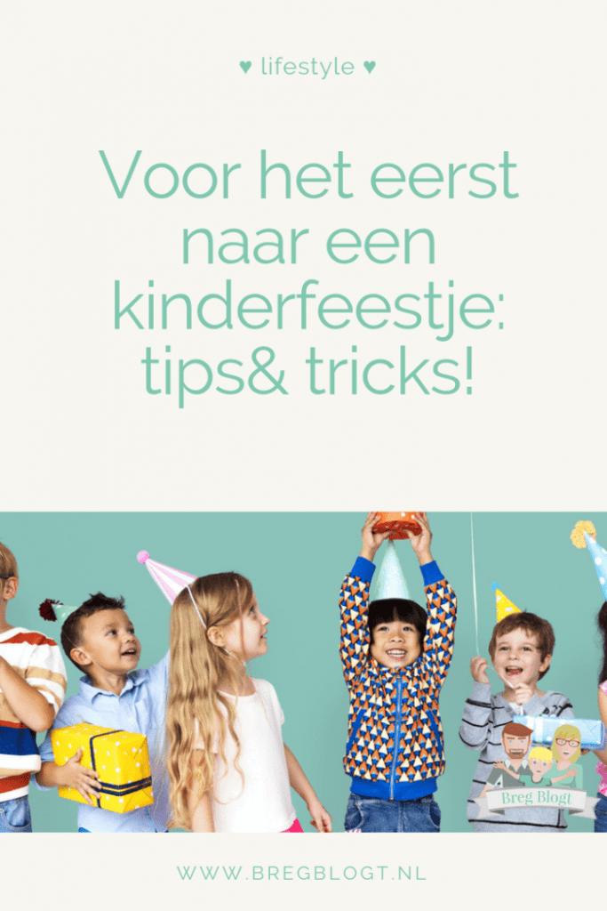 voor het eerst naar een kinderfeestje tips en tricks bregblogt.nl