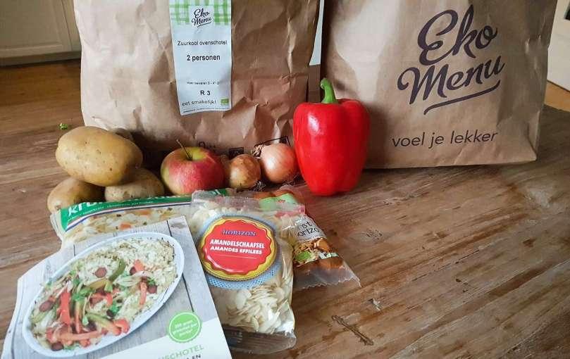 Ekomenu maaltijdbox bregblogt.nl