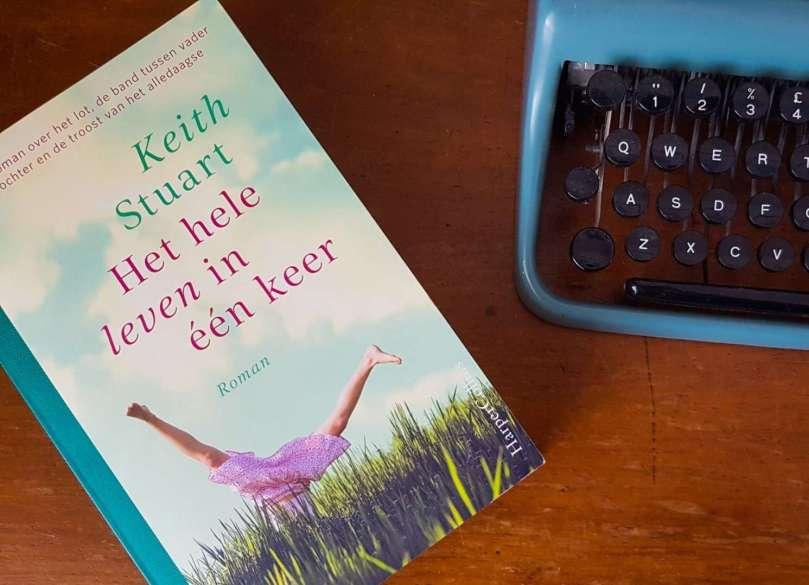 Het hele leven in één keer - Keith Stuart bregblogt.nl