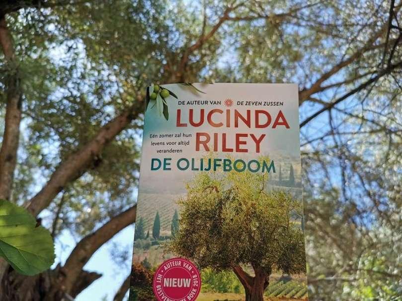 De olijfboom - Lucinda riley bregblogt.nl