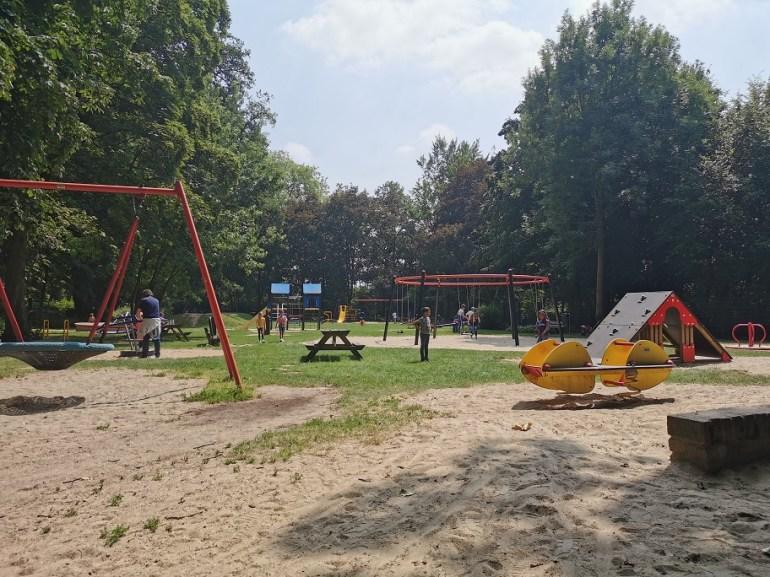 Speeltuin 't Koetshoes Valkenburg bregblogt.nl