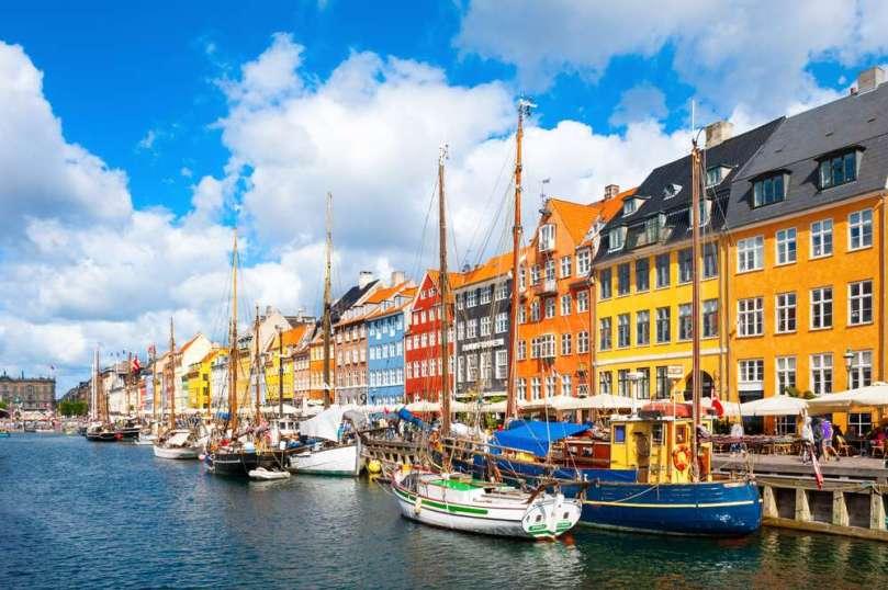 Kopenhagen Denemarken Vakantiebestemming voor gezinnen bregblogt.nl Shutterstock