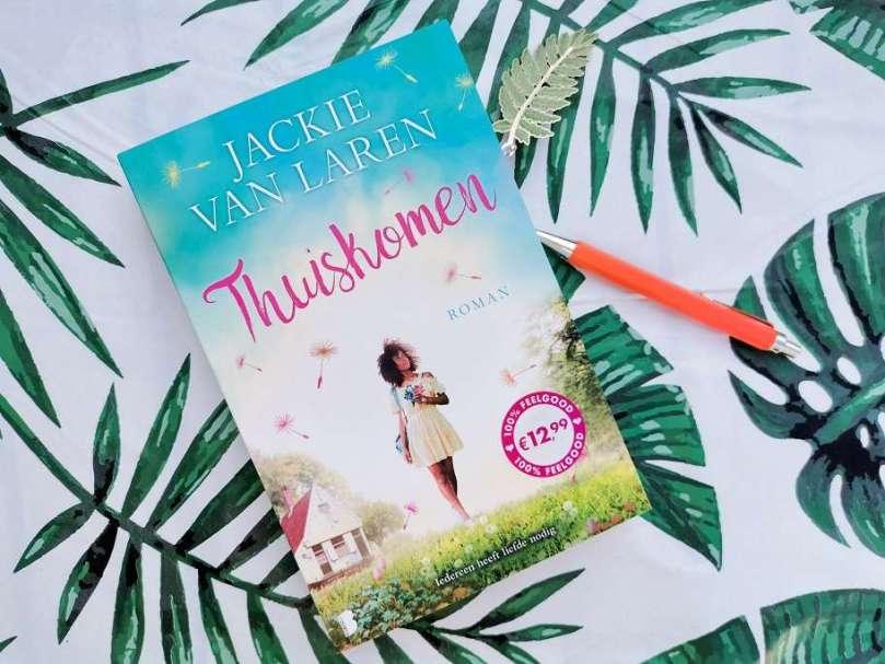 Thuiskomen - Jackie van Laren bregblogt.nl