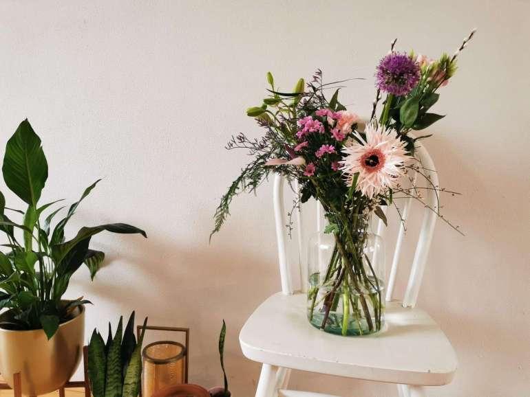 Weekly Flower boeket 3101 bregblogt.nl