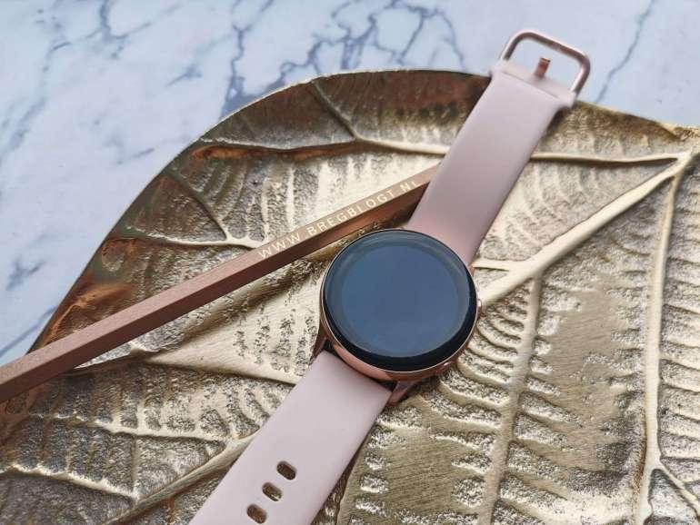 Samsung Galaxy Watch Active bregblogt.nl