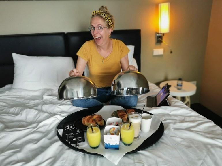 Ontbijt op bed bregblogt.nl