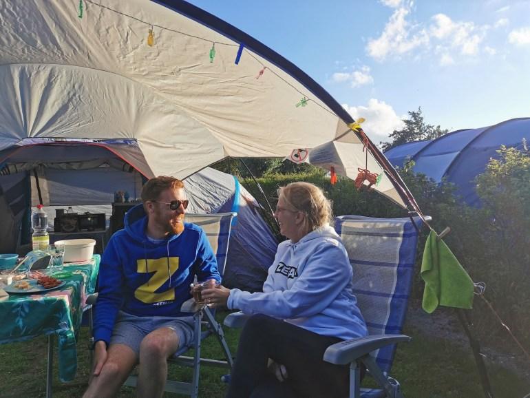 Proost op de camping bregblogt.nl