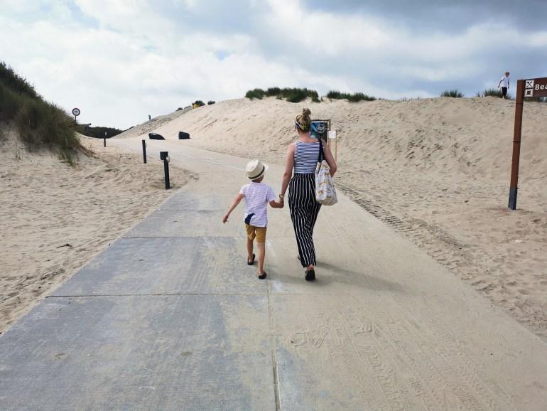 Strand brouwersdam bregblogt.nl