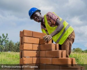 Building blocks for more sustainable homes - Uganda