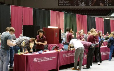 Southern Illinois University – Carbondale hosted a Spring Open House