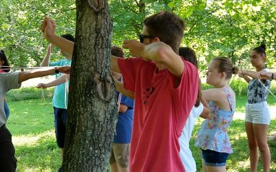 Crab Orchard: Archery and Pollinator Garden