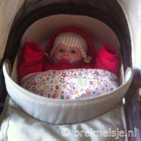 Baby Lindbergh mutsje breien patroon