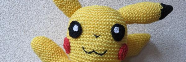 Breipatroon Pikachu, Pokemon breien