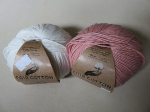 Katia Fair Cotton baby breien patroon