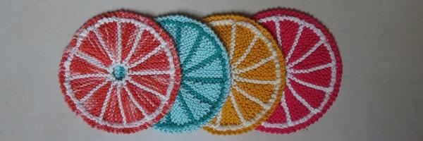 Schijfje citroen breien patroon